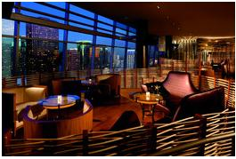Local Hangout: Owners at the Ritz-Carlton Residences at L.A. Live have preferred reservations and semiprivate access to its Wolfgang Puck restaurant, WP24. Ritz-Carlton Residences at L.A. Live